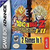 Dragonball Z: The Legacy of Goku I & II