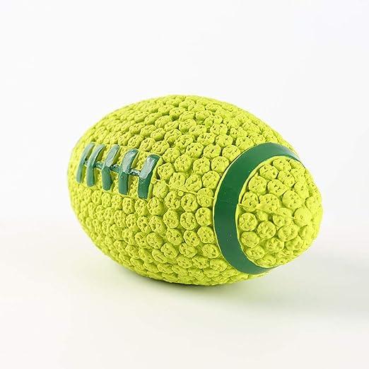 Juguete sonoro para perros, pelota de ejercicios para cachorros ...