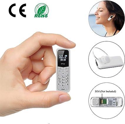 Amazon.com: GTSTAR BM50 - Mini teléfono móvil con marcador ...
