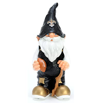 Team Beans New Orleans Saints Team Gnome : Garden & Outdoor