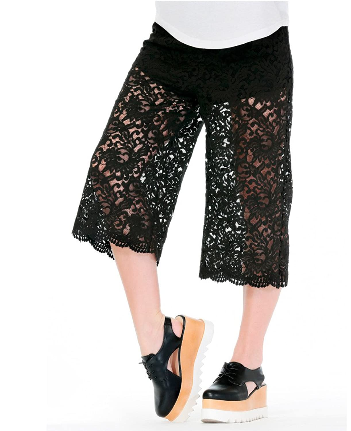 I can't I have dance Women's Palace Pants Lace