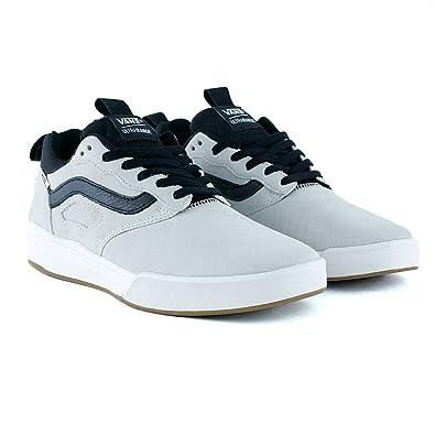 cf862aa06c Vans UltraRange Pro Blanc White Black Skate Shoes  Amazon.co.uk  Shoes    Bags