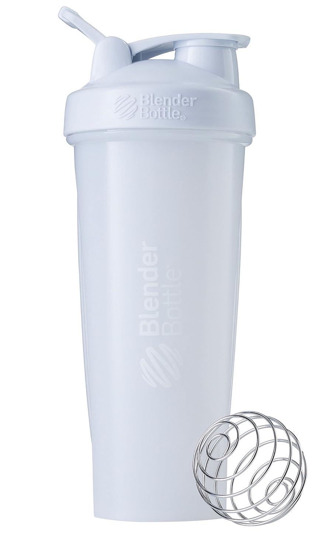 BlenderBottle Classic Loop Top Shaker Bottle, 32-Ounce, Black/Black Sundesa - HPC C00835