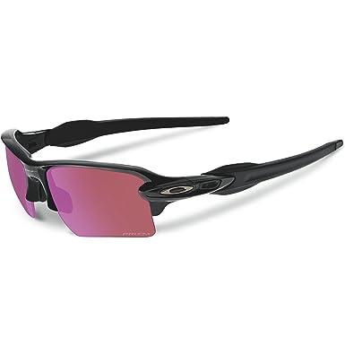 7d295d0e54 Oakley Flak 2.0 XL Polished Black Sunglasses with Prizm Golf Lens   Amazon.co.uk  Clothing