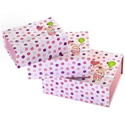 Hama Little Rabbit Caja para regalos Papel - Papel de regalo (Caja ...