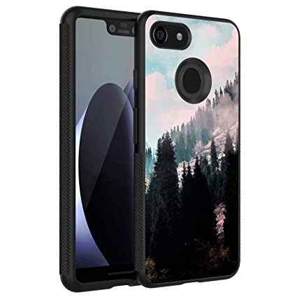 Amazon.com: Docmo Google Pixel 3 XL Love Flamingo - Carcasa ...