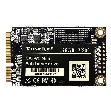 Vaseky MSATA3 - Disco Duro SSD (32/64/128/256/512 GB, 128 GB ...