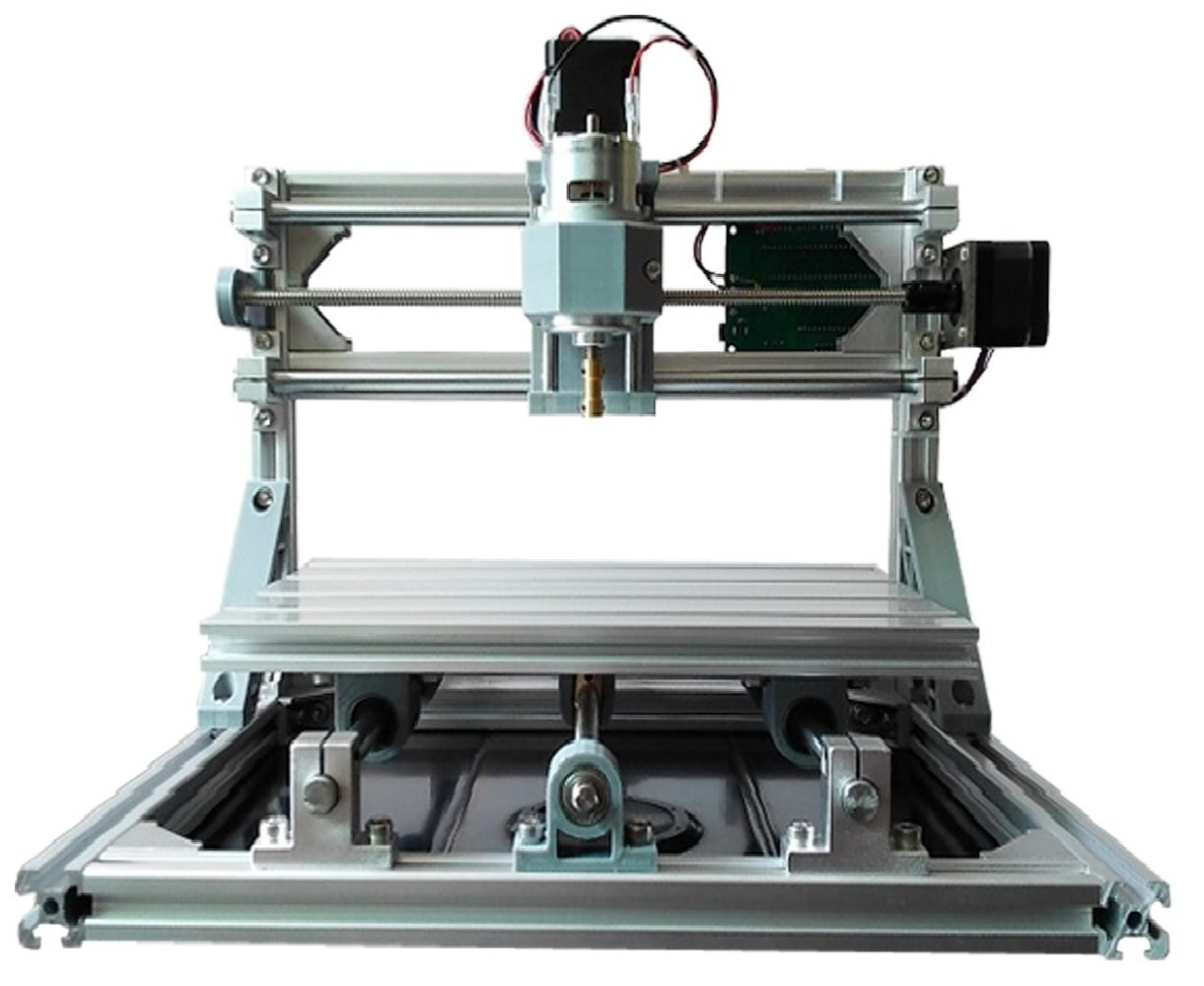 2 In 1 Diy Cnc 2418 3 Axis Router Kit 5500mw Laser Engraver Pcb Cutting Machine Printed Circuit Board Suppliers Wood Cutter Milling Engraving