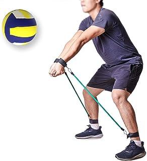 OSAYES la Formation Formation des Bandes Aide matériel Volley Formateur pour éviter Une trop Grande Ceinture de Grands mouvements de Bras à la Hausse