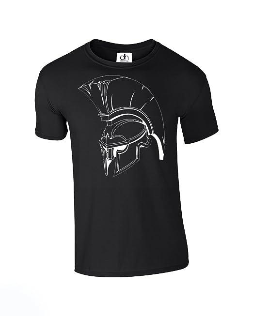 spartan maglietta  Sconosciuto Glory MMA UFC Sparta Spartan Maglietta Train Beast Body ...