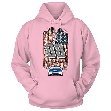 ee81ea01b70f FanPrint Official Sports Apparel Unisex Hooded Sweatshirt Dale ...