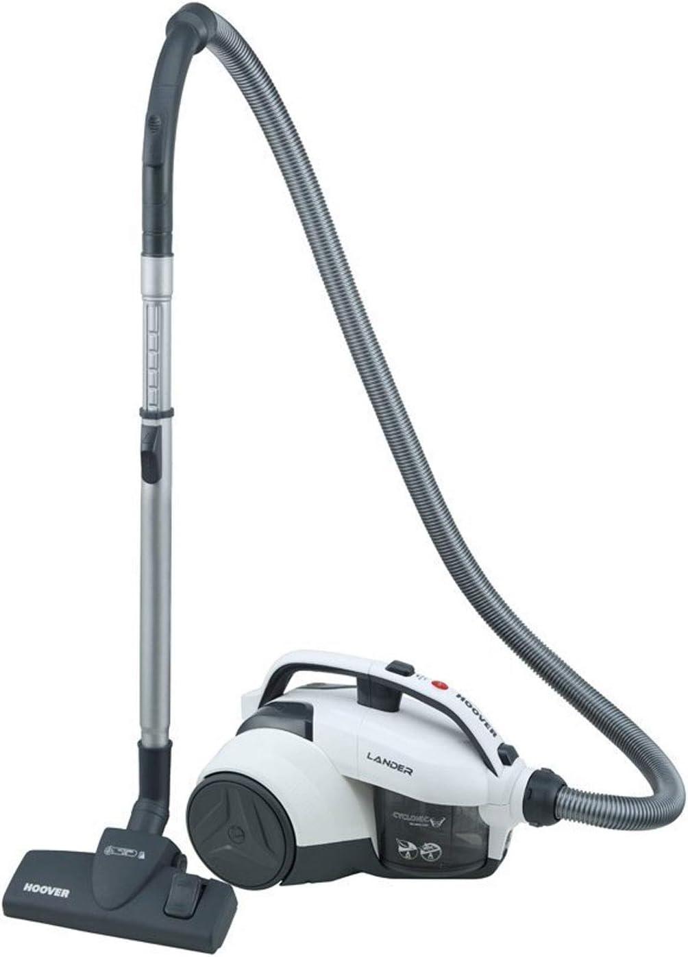 Hoover Lander LA10 Aspirador sin bolsa, Ciclónico, Cepillo para ...
