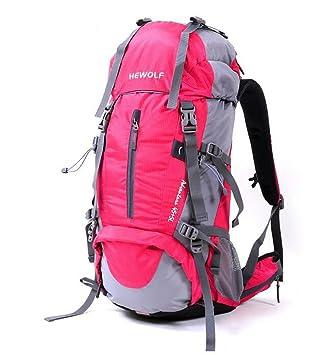 mochilas montaña mochila bolsa impermeable al aire libre del alpinismo y estábamos montar los viajes de