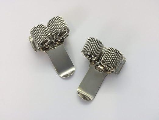 Ideal Für Ärzte Doppel Metall Stift Halter mit Tasche Clip Krankenschwester