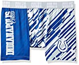 KLEW NFL Indianapolis Colts Wordmark Underwear, Small, Blue