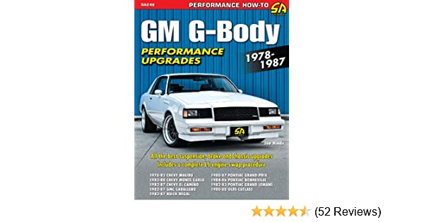 Gm g body performance upgrades 1978 1987 chevy malibu monte carlo gm g body performance upgrades 1978 1987 chevy malibu monte carlo pontiac grand prix olds cutlass supreme buick regal none joe hinds ebook fandeluxe Choice Image