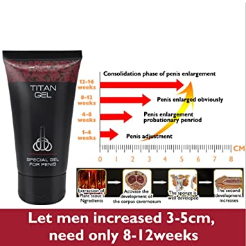 amazon com cocohot original russian titan gel penis enlargement