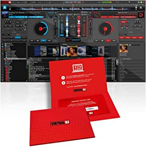 VirtualDJ 2020 (full Pro license for unlimited controller use)