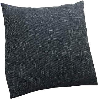 Oreiller coussin triangle, couleur solide oreiller canapé taille coussin de retour chaise de bureau coussin oreiller de lecture voyage oreiller, 45X38X25CM (Couleur : B)