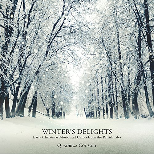 winters delights early christmas music and carols from the british isles - Amazon Christmas Music