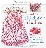"""Making Children's Clothes"" av Emma Hardy"