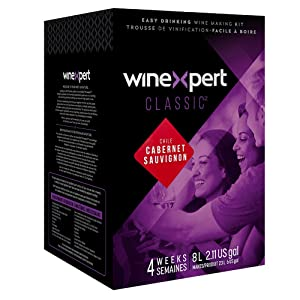 Midwest Homebrewing and Winemaking Supplies - HOZQ8-1568 Cabernet Sauvignon (Vintner's Reserve)
