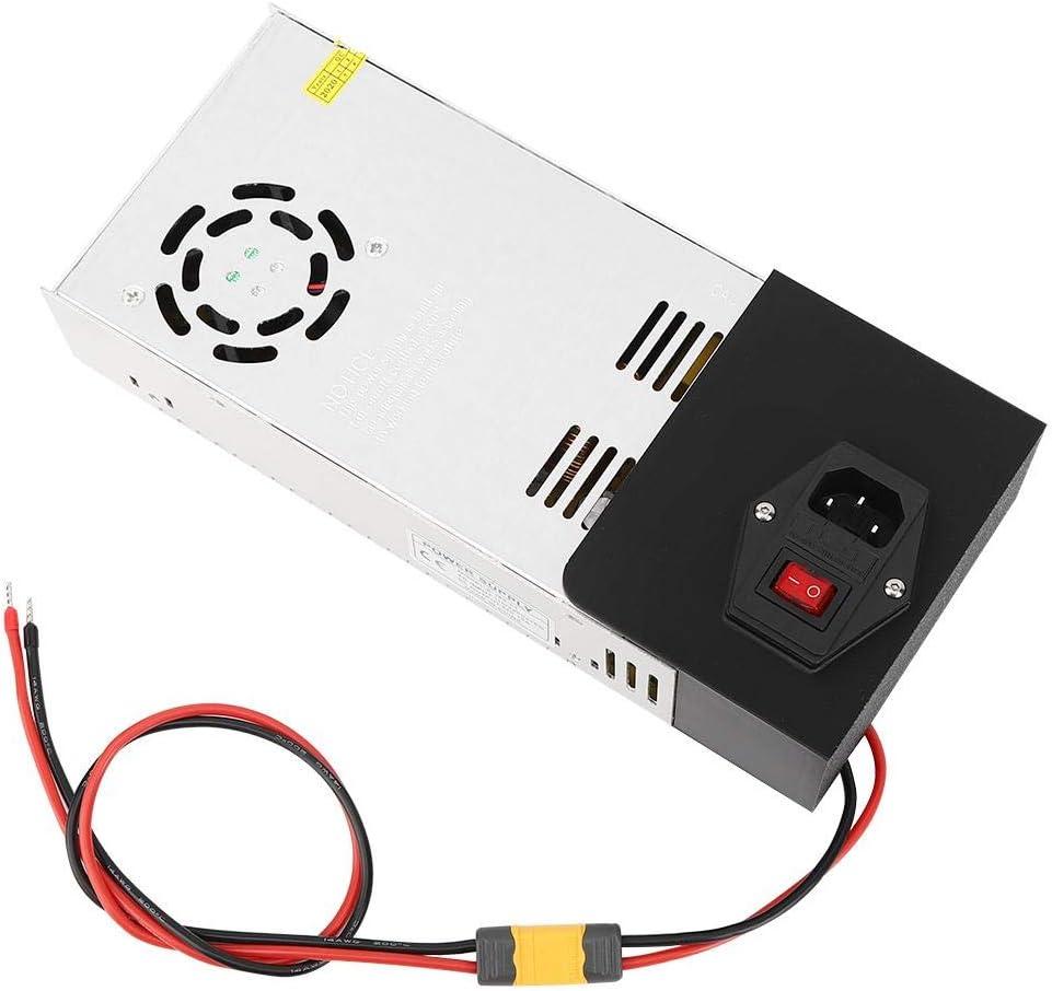 【2021 Promoción de año nuevo】DC24V 15A 24VDC Switching Power, Full Bridge Link Power Control Switching Power Supply, Switch accesorios para impresora 3D para máquinas industriales