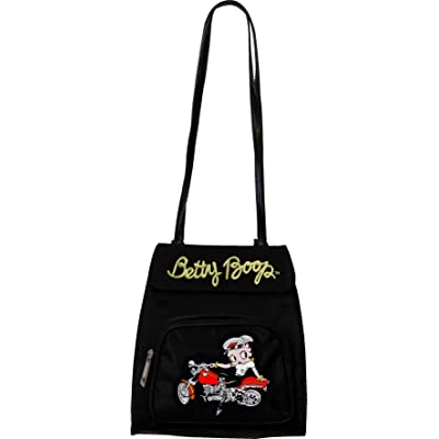 85%OFF Licensed Betty Boop 10 inch Convertible Backpack