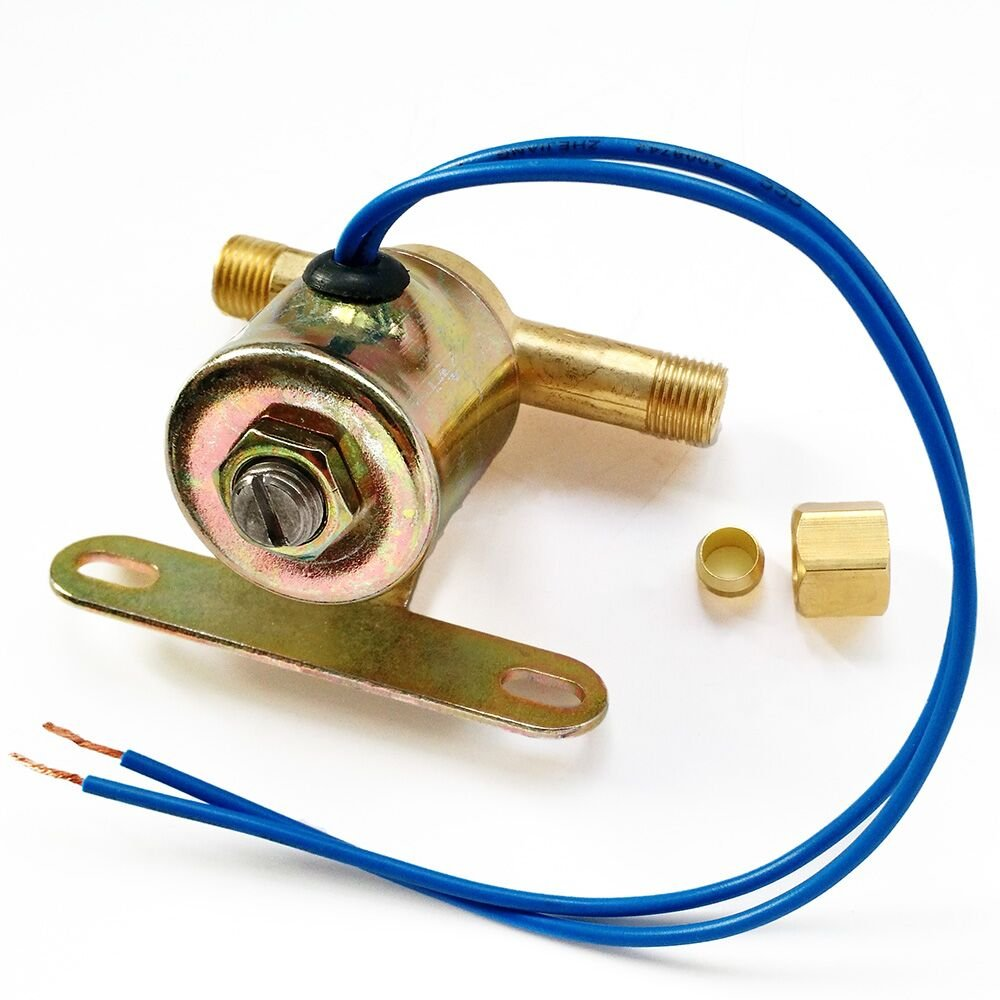 Humidifier Water Valve for Aprilaire 4040 Solenoid Valve 24 Volt Humidifier Models 400, 500, 600, 700, Part No. B2015-S85