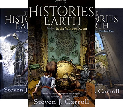 The Histories of Earth (4 Book Series)