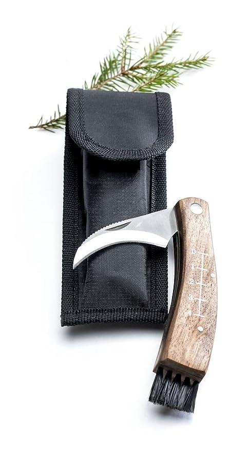 Amazon.com: Sagaform – Aventura Seta hongo hongos cuchillo y ...