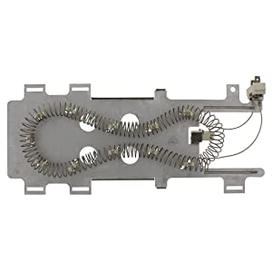 Snap Supply Dryer Element for Whirlpool Directly Replaces 8544771
