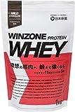 WINZONE PROTEIN WHEY(ウィンゾーン プロテイン ホエイ) (マイルドチョコ, 1kg)