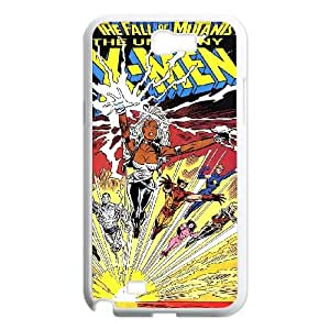 Samsung Galaxy N2 7100 Cell Phone Case White X Men YDQ Cell Phone Case Protective 3D