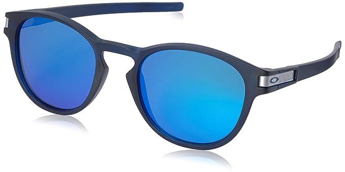 9b5adb6247 Oakley - anteojos de sol ovaladas de iridio sin polarizar, rejilla mate  translúcido B,