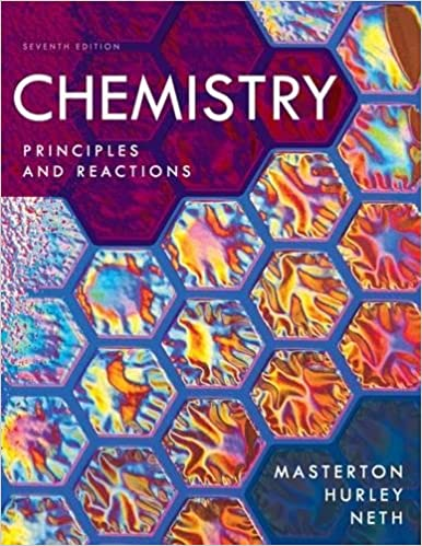 Chemistry principles and reactions william l masterton cecile n chemistry principles and reactions 7th edition fandeluxe