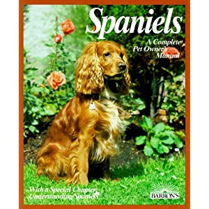 Spaniels (Complete Pet Owner's Manual) (English and German Edition) 4