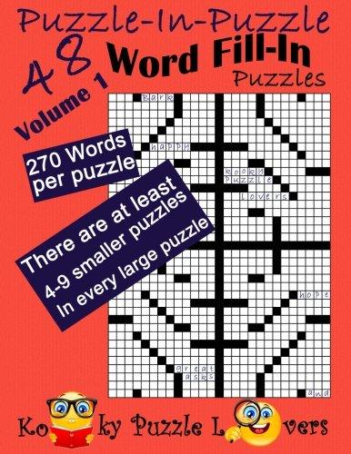 Puzzle Puzzle Fill words puzzle