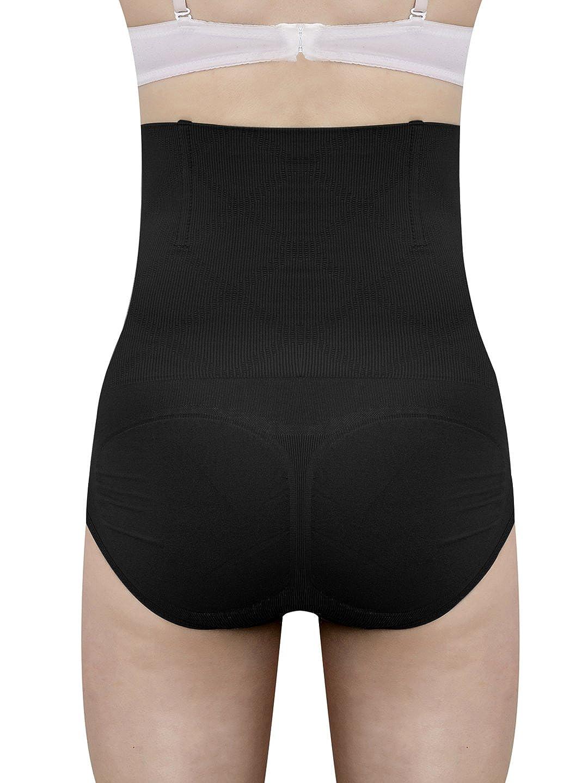 b4817bae710fc GOLDEN GIRL Women s Tummy Control Power Shaper Shapewear  Amazon.in   Clothing   Accessories
