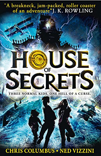 House Of Secrets Book