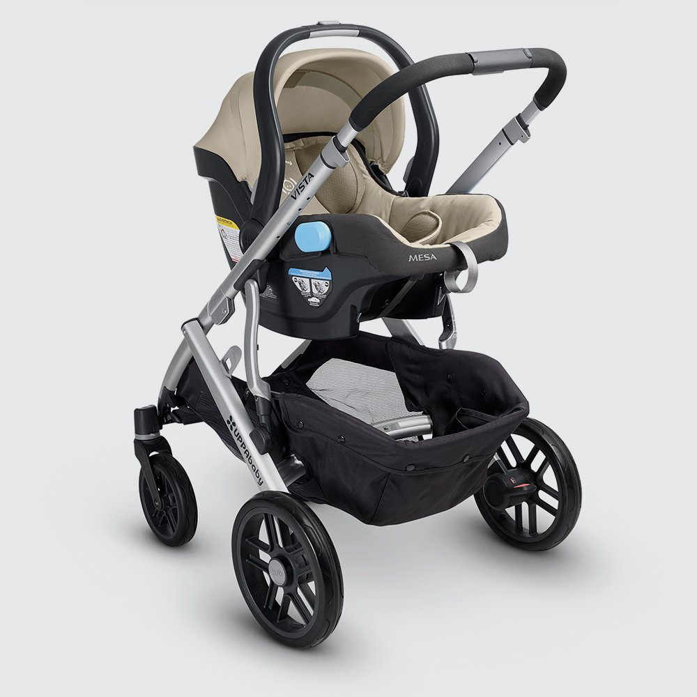 Amazon.com: Asiento infantil para coche UPPAbaby Mesa Infant ...