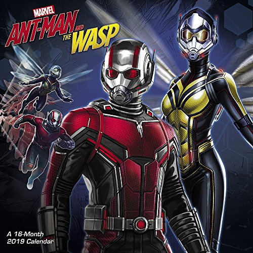 Ant-Man and the Wasp Wall Calendar (2019)