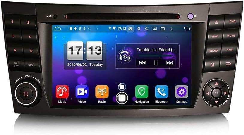 Erisin 7 Zoll Android 10 0 Autoradio Für Mercedes Benz Elektronik
