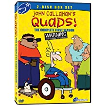 Quads: The Complete First Season - 2-Disc Set