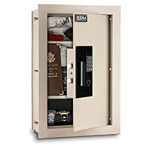 Best Wall Safe for High Security