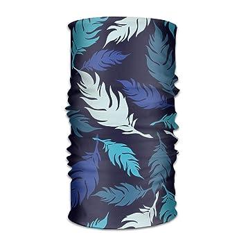 Pantalones grandes de playa Muchess creativo diseño de plumas de ...
