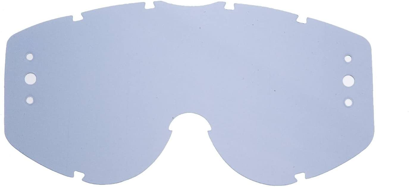 SeeCle SE-41C136-HZ lentes roll off con lentes de color ahumado compatible para m/àscara Progrip 3200 Venom 3201 Atzaki 3450 Riot 3301 Naswa 3400 Menace 3204 Dark Side