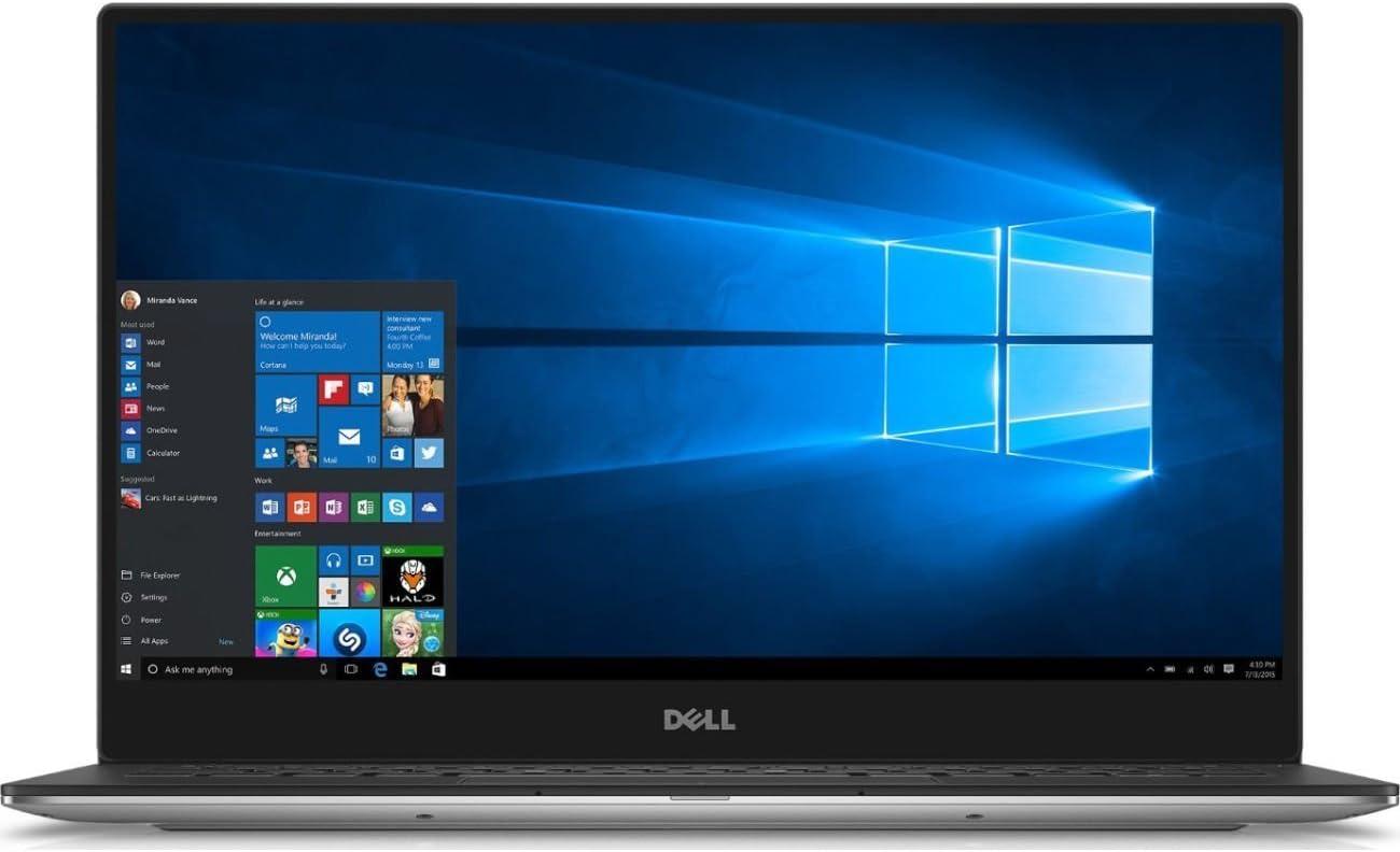Dell XPS 13 9380 13.3in FHD Intel i3-8145U 2.1GHz 128GB SSD 4GB RAM Windows 10