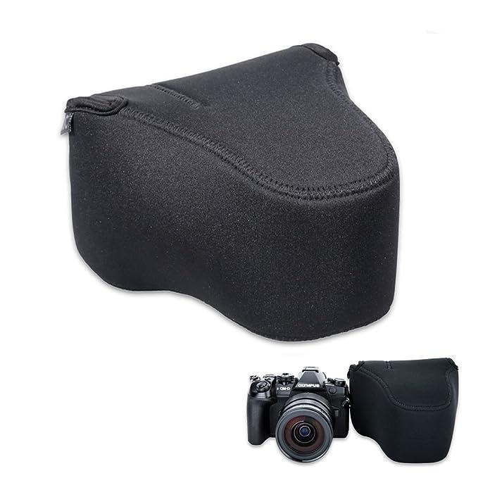 DSLR JJC SLR - Funda para cámara de fotos Canon T6 T6i T5i Nikon ...