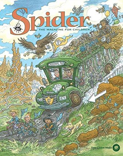 Magazines : Spider Magazine
